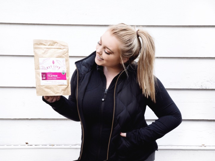 Teatox Review | Fit Life Tea