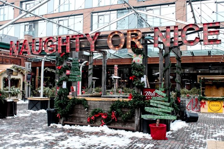 Christmas Market + Free ChristmasCard